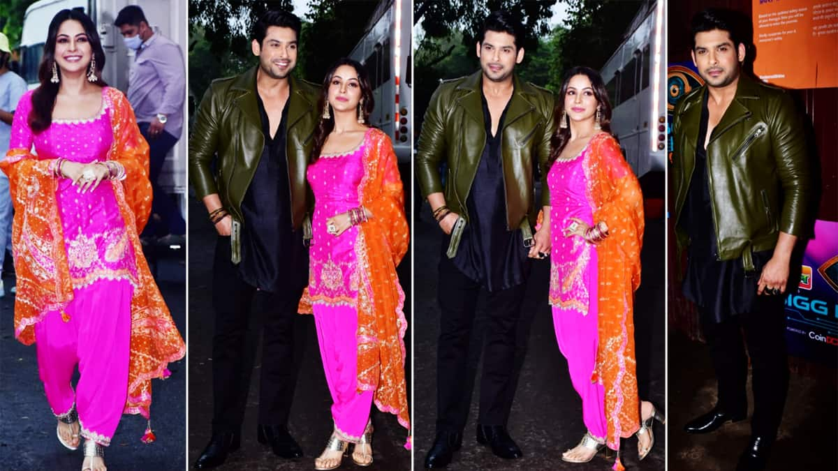 Sidharth Shukla and Shehnaaz Gill Are Rumoured To Be Dating