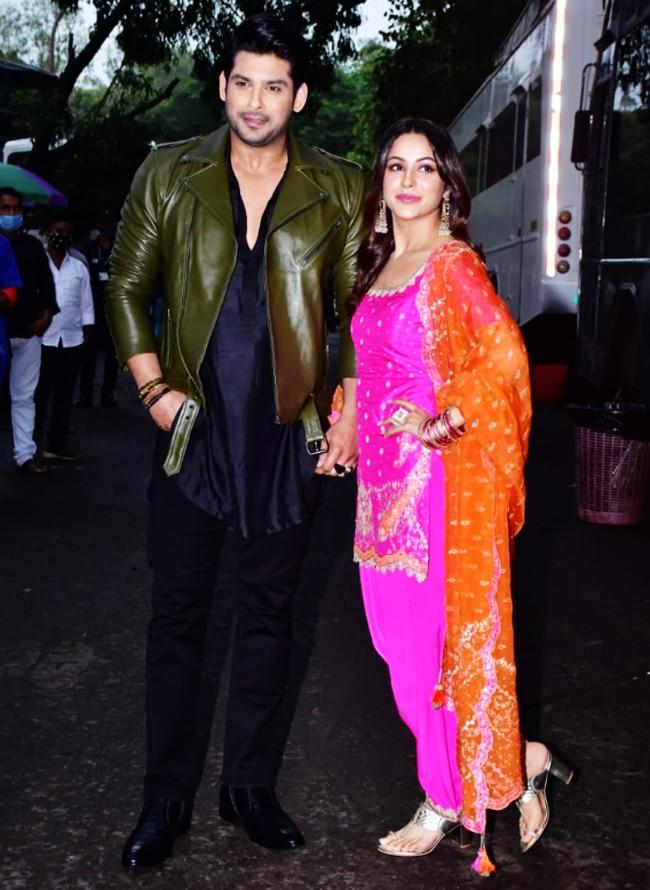 Sidharth Shukla and Shehnaaz Gill  The Best Jodi