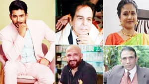Sidharth Shukla, Dilip Kumar, Raj Kaushal, And Other Celebs Who Passed Away in 2021 And Left Their Fans Shocked