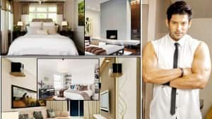 A Glimpse at Sidharth Shukla's Modern and Chic House in Mumbai | View PICS