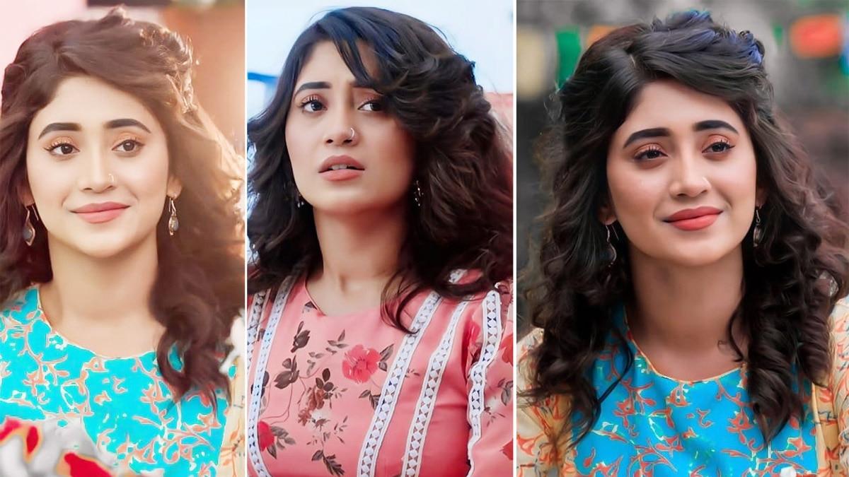 Simran Aka Shivangi Joshi s New Look