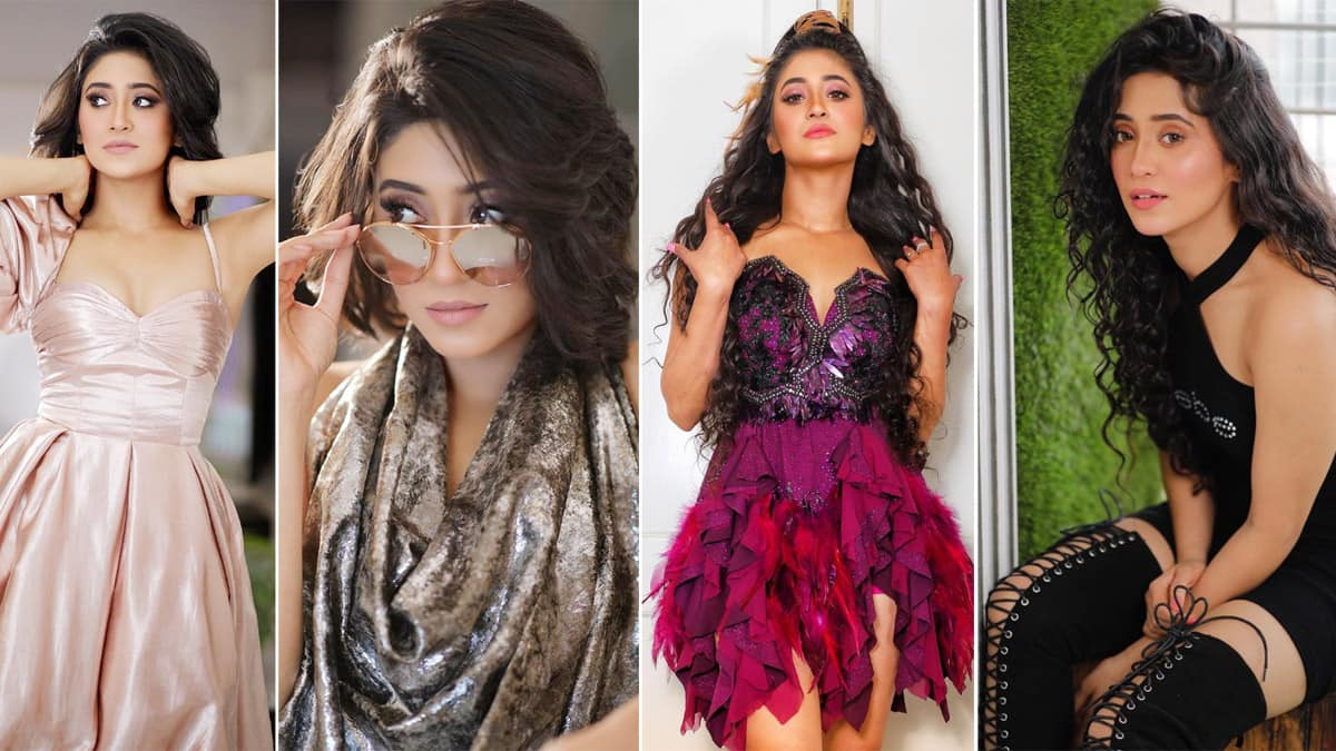 Sirat Aka Shivangi Joshi   s Bold And Sultry Looks in Stunning Outfits Will Leave You Gushing Over Her