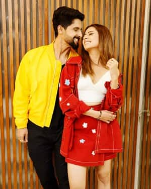 Sargun Mehta-Ravi Dubey Treat Fans to Sultry Pictures as They Mark 10 Years of Togetherness