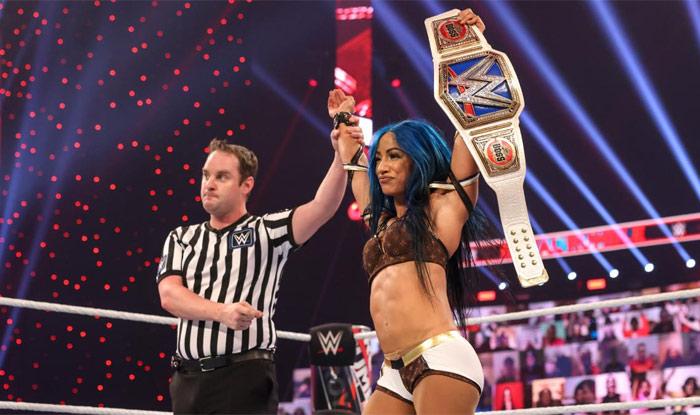 SmackDown Women   s Championship Match