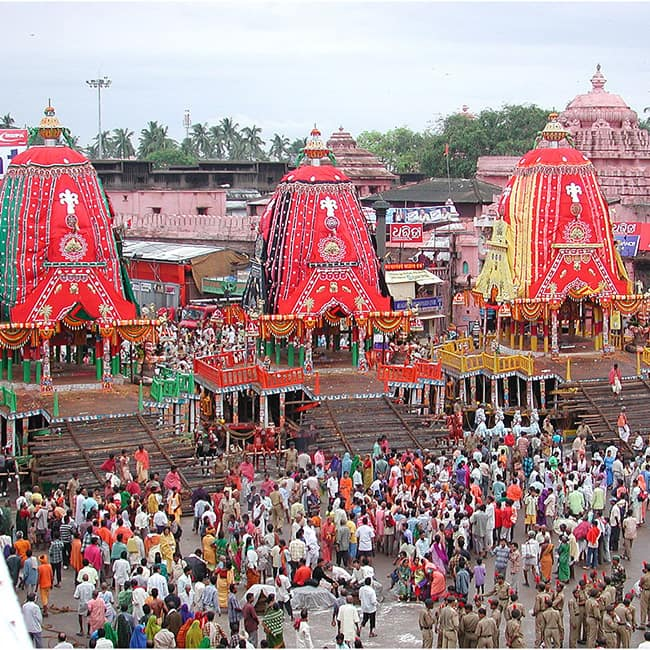 Snana Mandal ceremony of Rath Yatra