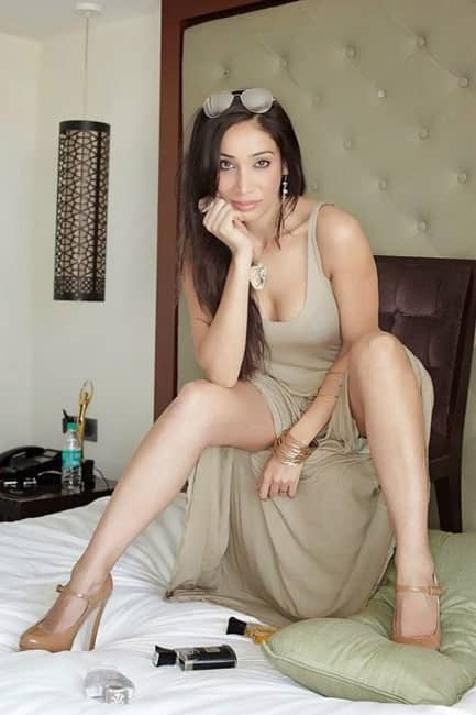 Sofia Hayat looks super sexy during a hot shoot