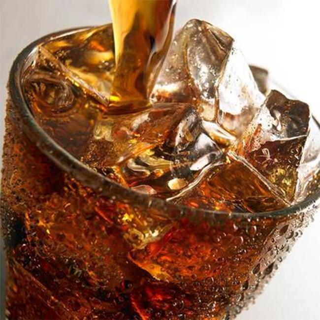 Soft drinks slows down metabolism