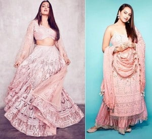 Sonakshi Sinha Stuns in Traditional Outfits During Dabangg 3 Promotions - Check Viral Photos