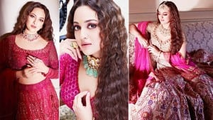 Sonakshi Sinha is The Most Gorgeous Bride in This Latest Photoshoot, Seen Yet?