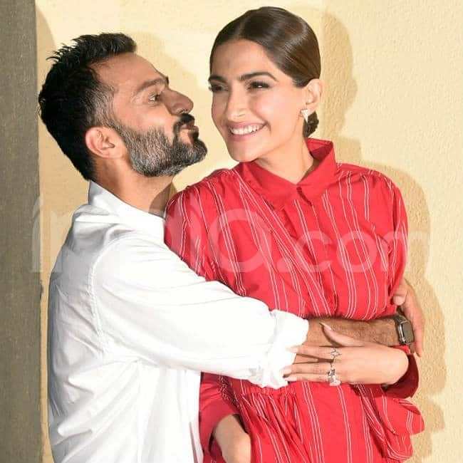 Sonam Kapoor and Anand Ahuja s latest pictures