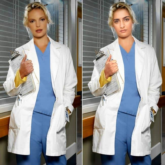 Sonam Kapoor as Izzie Stevens in Grey s Anatomy | Happy birthday ...