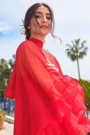 Sonam Kapoor Rocks at Cannes Film Festival 2019
