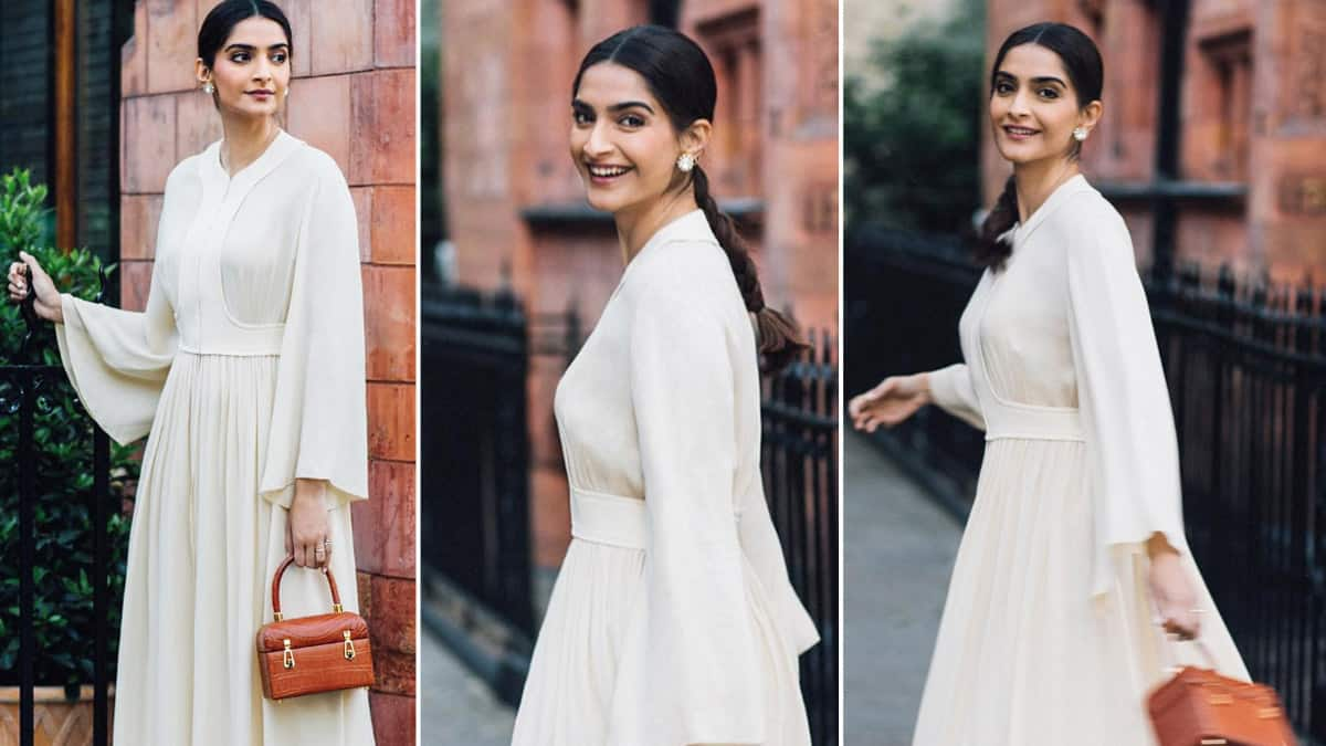 Sonam Kapoor is All Smiles on Her Date Night With Husband Anand Ahuja