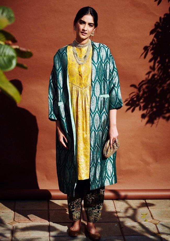 Sonam Kapoor  The Fashionista
