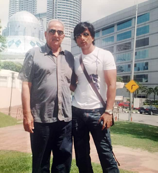 Sonu Sood and his father s emotional story