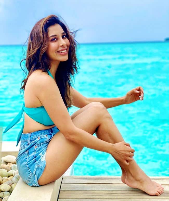 Sophie Choudry gives a sneak peek into her vacation diaries