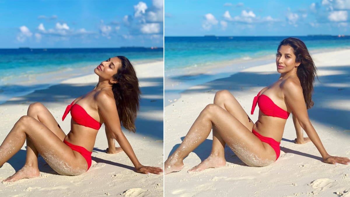 Sophie Choudry shares a bikini picture to talk about body positivity