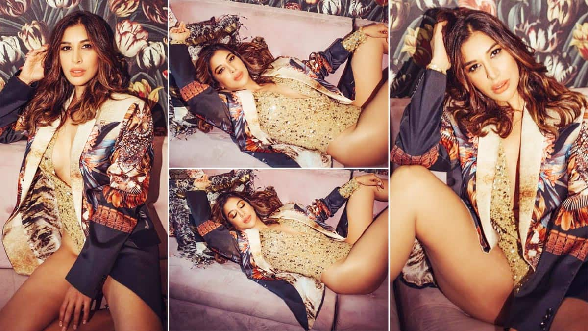 Sophie Choudry Turns Up The Heat With Her Sensuous Avatar