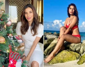 SophieChoudry's Sultry Bikini Pictures From Maldives go Viral