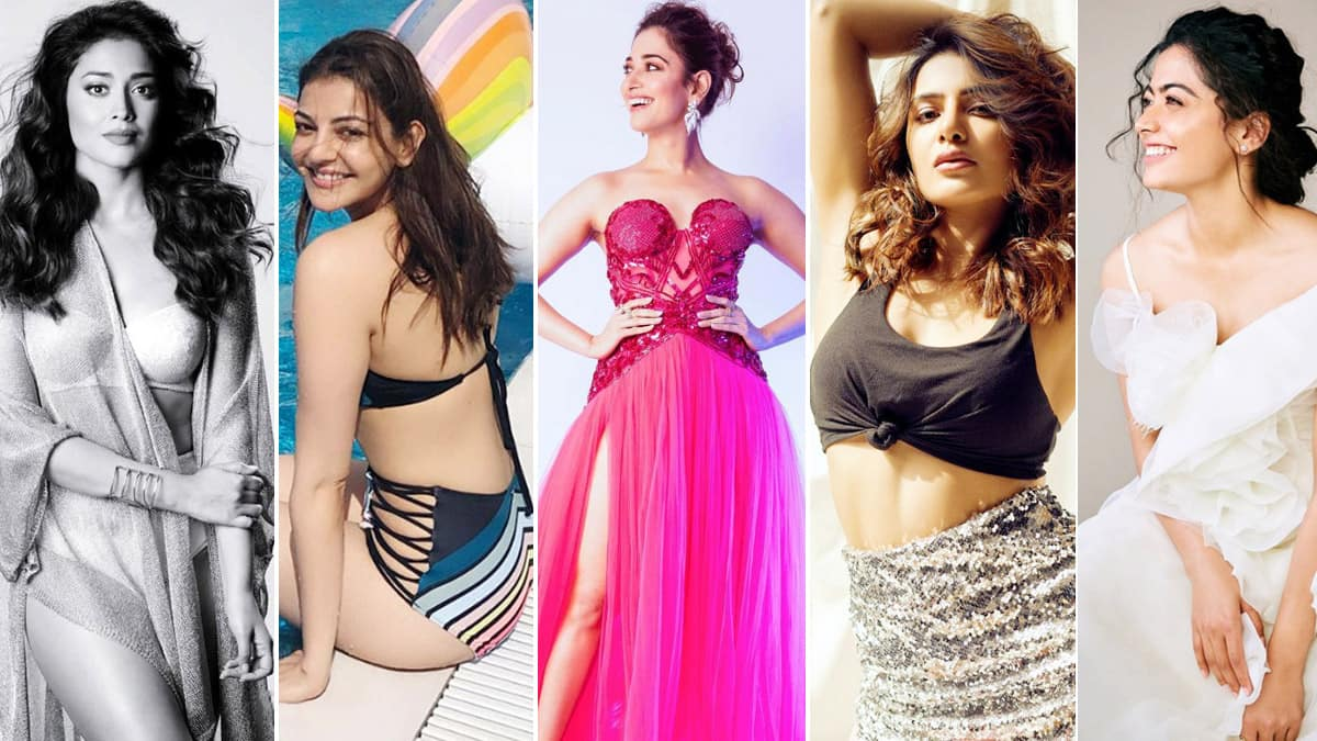 South actresses that will make you go crazy with their hot photos