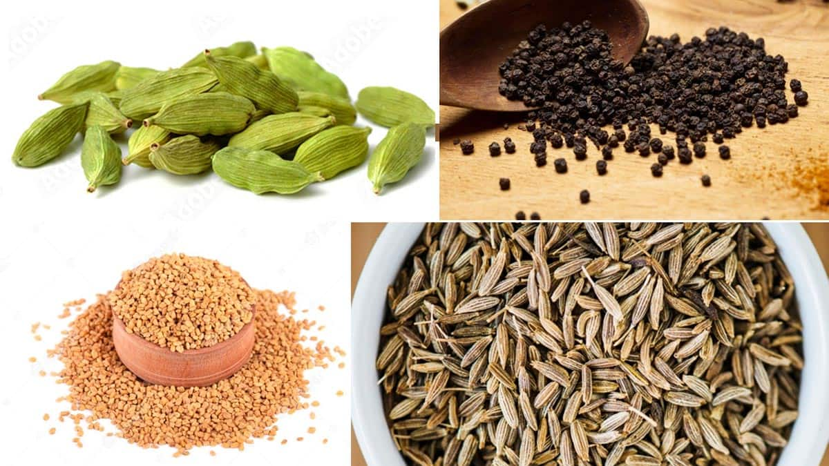 Spices That Can Help in Reducing Weight