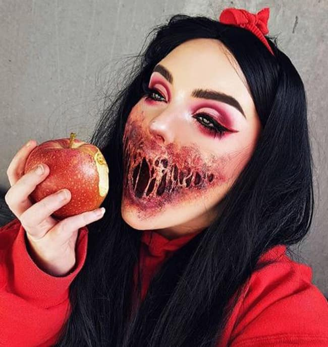 5 Scary Halloween Makeup Ideas