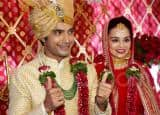 Ssharad Malhotra, Ripci Bhatia Are Man And Wife Now