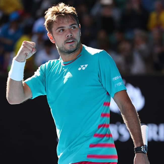 Stan Wawrinka beats Jo Wilfried Tsonga to reach semis of Australian Open 2017