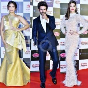 Star Screen Awards 2019 Red Carpet: Kartik Aaryan, Kriti Sanon, Ananya Panday Shine