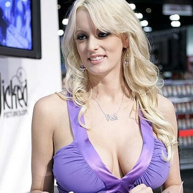 Stormy Daniels claims of Having Affair with Donald Trump
