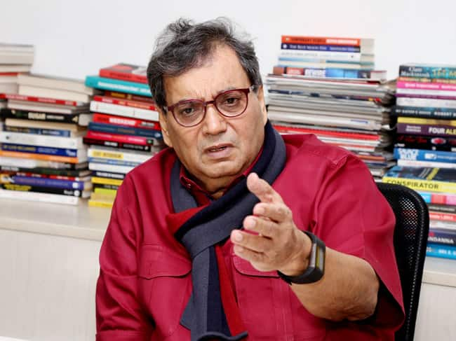 Subhash Ghai speaks