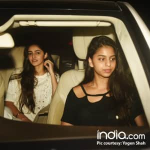 Ittefaq screening: From Suhana Khan to Katrina Kaif and Deepika Padukone, celebs made it a grand affair