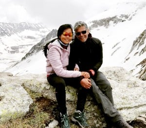 Ankita Konwar-Milind Soman's Himalayan Trek is Summer Goals And THESE pictures are proof!
