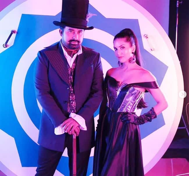 Sunny Leone and Rannvijay Singha will host MTV Splitsvilla 12