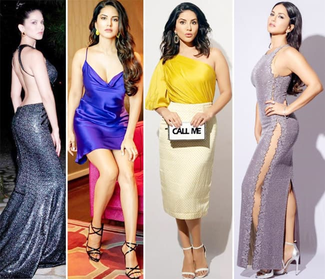 Sunny Leone Best Look 2020  Check Out Stunning Looks of    Baby Doll    Fame