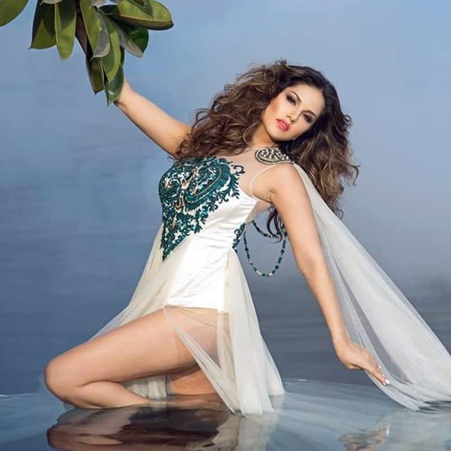 Sunny Leone in sultry avatar