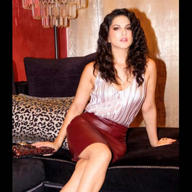 Sunny Leone looks hot in this picture
