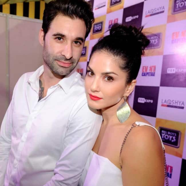 Sunny Leone shares a picture on Instagram