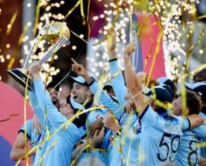 ICC Cricket World Cup 2019 Final: England Trump New Zealand to Lift Maident World Title After Tied Super Over