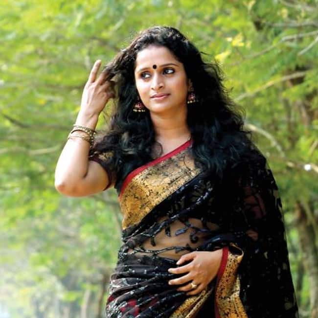Surabhi Lakshmi wins best actress award during 64th National Film Award