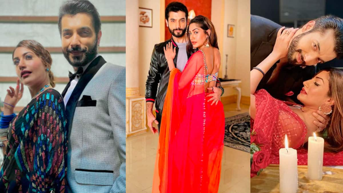 Surbhi Chandna And Sharad Malhotra Will Mesmerise The Audience Yet Again With Their Steamy Chemistry