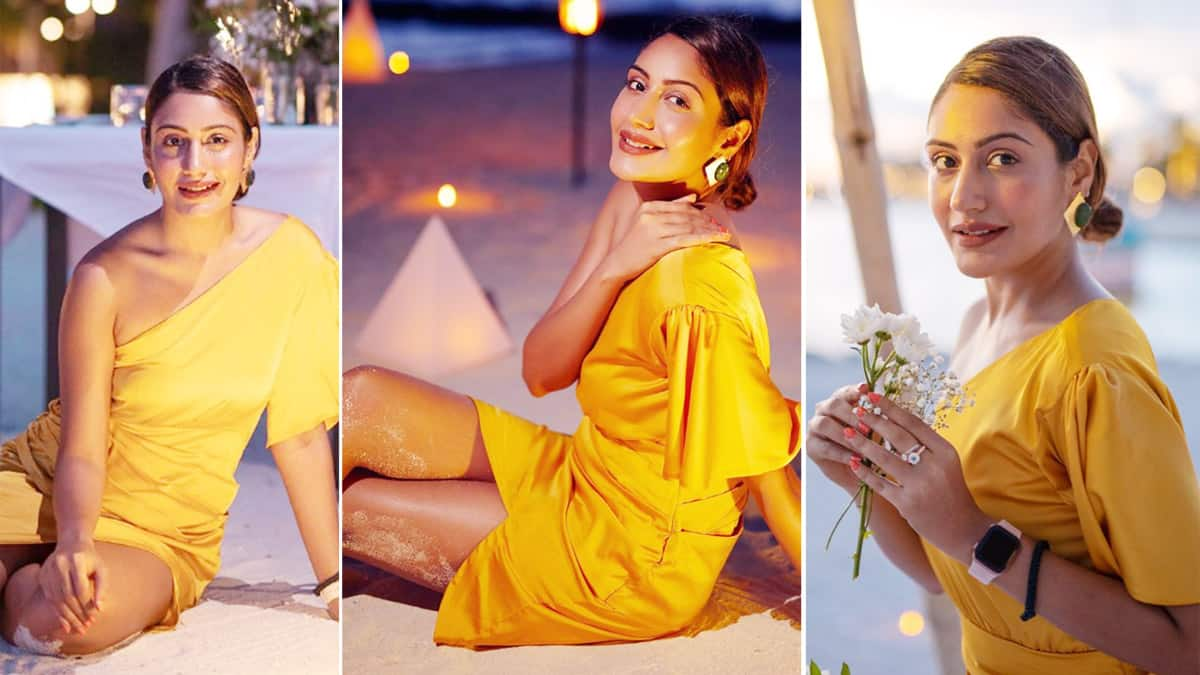 Surbhi Chandna Looks Dead Gorgeous