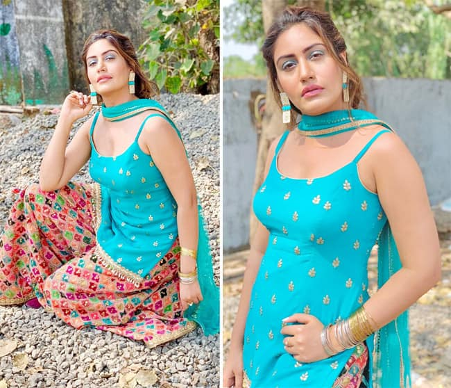 Surbhi Chandna  The Fashionista
