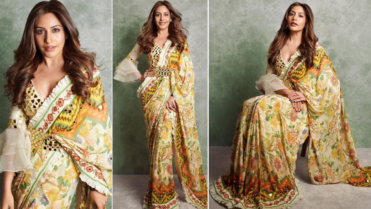 Surbhi Chandna s ethnic wardrobe can inspire many girls out there