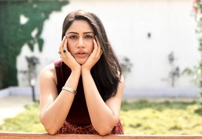 Surbhi Chandna s Sexy Crimson Attire