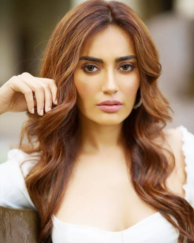 Surbhi Jyoti is a head turner in these sultry pictures
