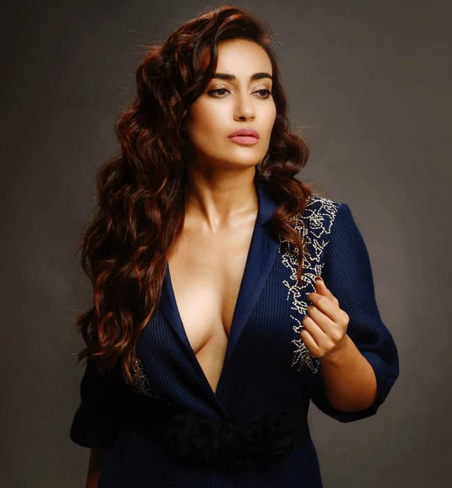 Surbhi Jyoti Looks Smoking Hot in Latest Sensuous Pictures