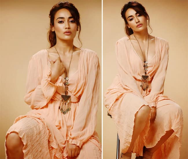 Surbhi Jyoti Makes Fashion Statement