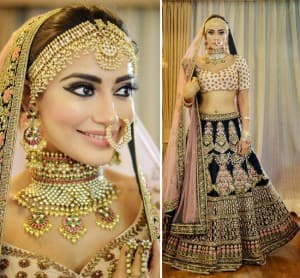 Surbhi Jyoti Looks Ready to Say 'Qubool Hai' And THESE Gorgeous Bridal Pictures Are Proof!