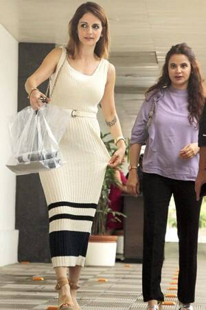 PICS: Sussanne Khan had a happy day out with Roshans, first time post split!